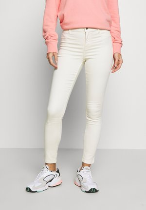 FRANKIE - Jeans Skinny Fit - cream