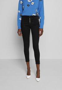 Dorothy Perkins - DARCY - Jeans Skinny - black - 0