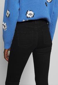 Dorothy Perkins - DARCY - Jeans Skinny - black - 4
