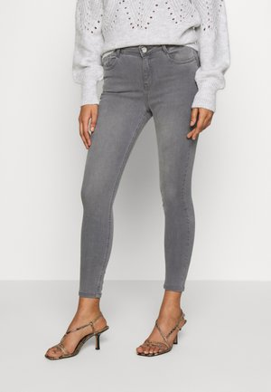 SHAPE AND LIFT - Jeans Skinny Fit - grey denim