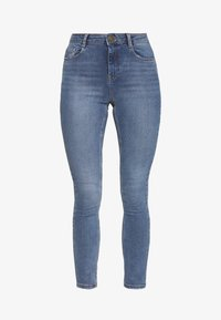 Dorothy Perkins - SHAPE AND LIFT - Jeansy Skinny Fit - midwash - 4