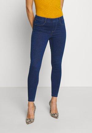 PREMIUM EDEN - Spodnie materiałowe - rich blue