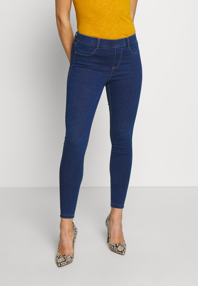 PREMIUM EDEN - Trousers - rich blue