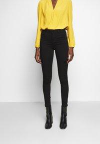 Dorothy Perkins - Jeans Skinny Fit - black - 0