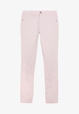 FRANKIE ANKLE GRAZER - Jeans Skinny Fit - pale pink
