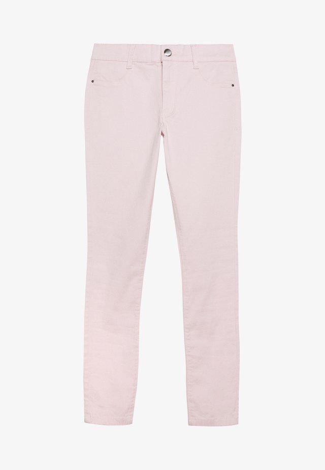 FRANKIE ANKLE GRAZER - Skinny džíny - pale pink
