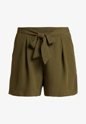 TIE UP - Shorts - khaki