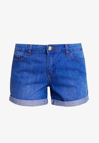 Dorothy Perkins - BOY - Denim shorts - bright blue - 4