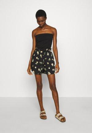 DITSY TAB - Shorts - black