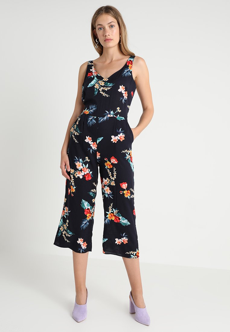 Dorothy Perkins - STRAPPY - Jumpsuit - navy
