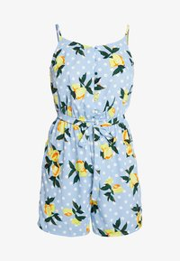 Dorothy Perkins - PRINT PLAYSUIT - Mono - multicolor - 3