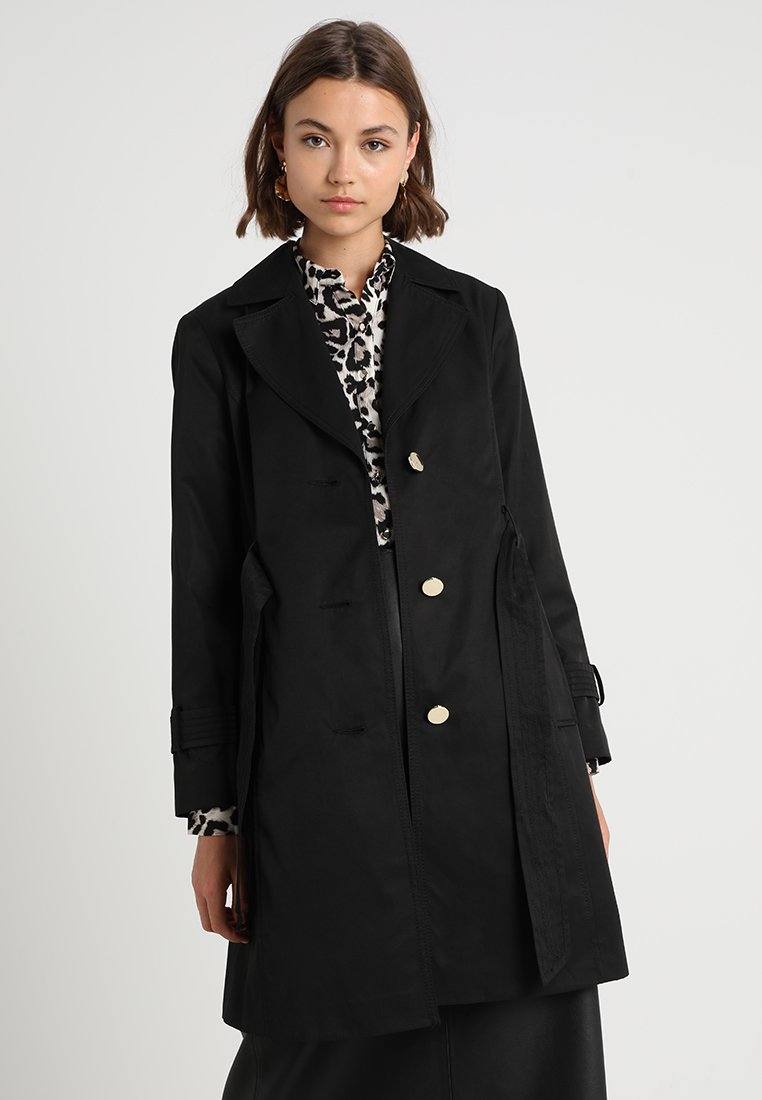 Dorothy Perkins - SHOWER PROOF - Trenchcoats - black