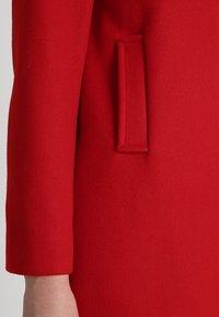 Dorothy Perkins - POPPER SWING - Short coat - red - 5