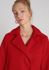 Dorothy Perkins - POPPER SWING - Short coat - red - 3