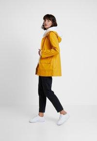 Dorothy Perkins - RAINCOAT - Parkatakki - sunshine yellow - 1