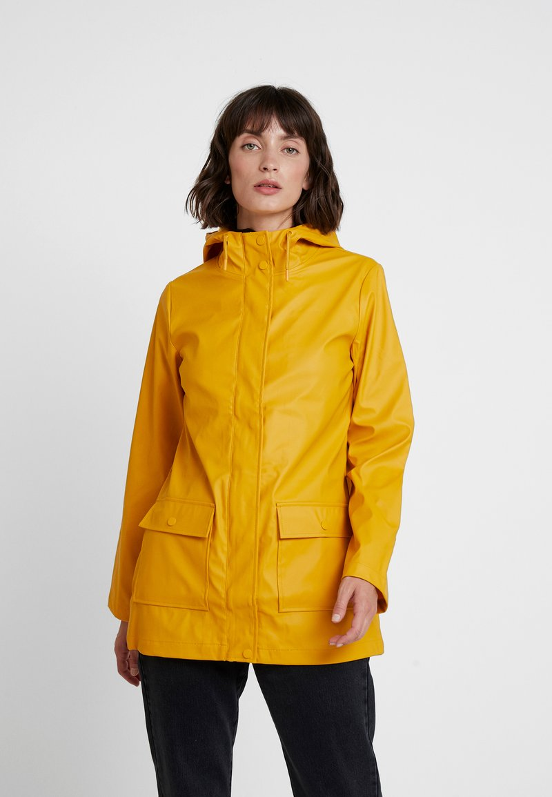 Dorothy Perkins - RAINCOAT - Parka - sunshine yellow