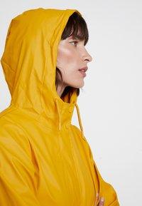 Dorothy Perkins - RAINCOAT - Parkatakki - sunshine yellow - 3