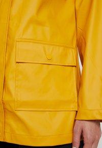 Dorothy Perkins - RAINCOAT - Parkatakki - sunshine yellow - 5