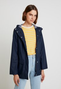 Dorothy Perkins - RAINCOAT - Parkatakki - navy - 0