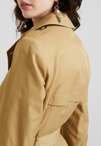 Dorothy Perkins - LIGHTWEIGHT - Trench - stone - 3