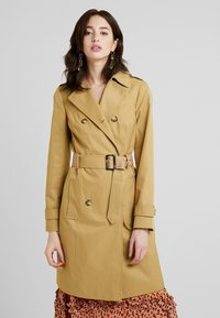 Dorothy Perkins - LIGHTWEIGHT - Trench - stone - 0