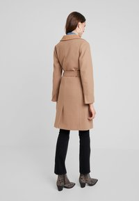 Dorothy Perkins - PATCH POCKET WRAP - Classic coat - camel - 2