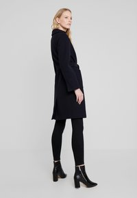 Dorothy Perkins - PATCH POCKET WRAP - Cappotto classico - navy blue - 2