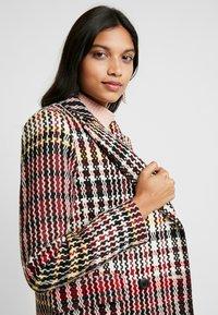 Dorothy Perkins - MIDI DOUBLE BREASTED - Classic coat - multi-coloured - 5