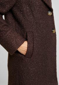 Dorothy Perkins - ONE BUTTON COAT - Classic coat - fudge - 5