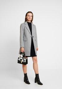 Dorothy Perkins - MINIMAL LINED - Classic coat - grey - 1