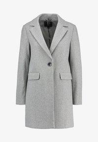 Dorothy Perkins - MINIMAL LINED - Classic coat - grey - 3