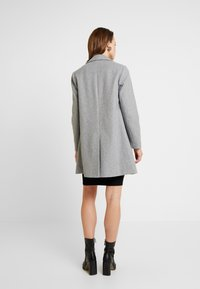 Dorothy Perkins - MINIMAL LINED - Classic coat - grey - 2