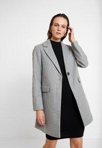 Dorothy Perkins - MINIMAL LINED - Classic coat - grey - 0