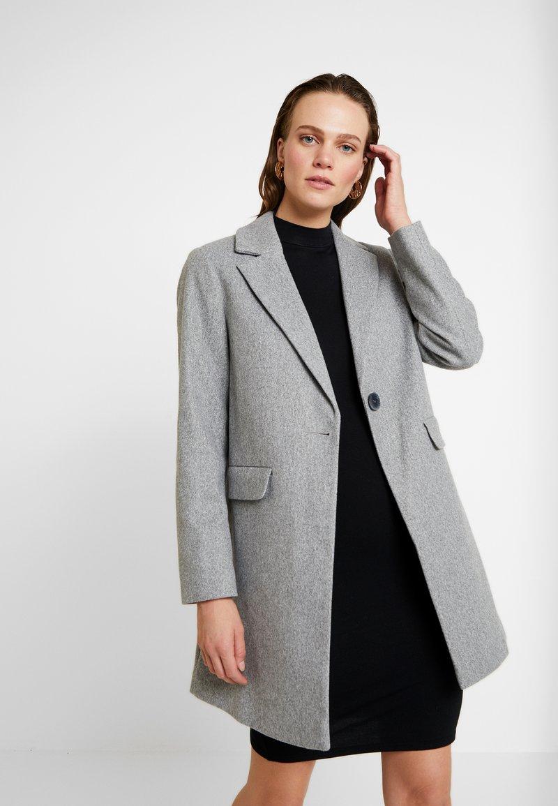 Dorothy Perkins - MINIMAL LINED - Classic coat - grey