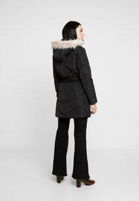 Dorothy Perkins - LONG LUXE PADDED JACKET - Winter coat - black - 2
