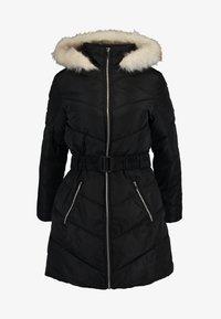 Dorothy Perkins - LONG LUXE PADDED JACKET - Winter coat - black - 4