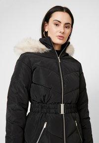 Dorothy Perkins - LONG LUXE PADDED JACKET - Winter coat - black - 3