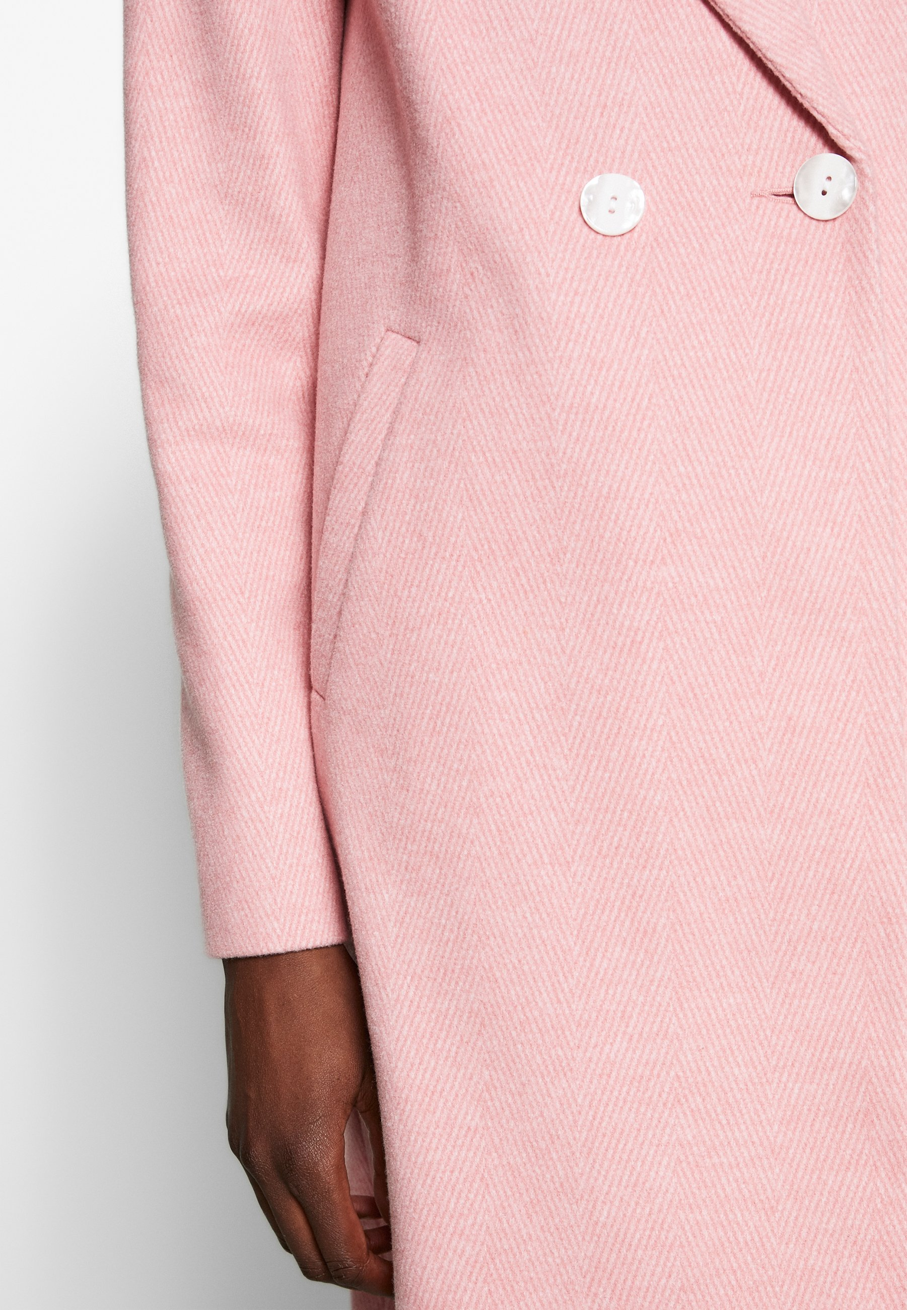 Dorothy Perkins Single Breasted - Manteau Classique Pink