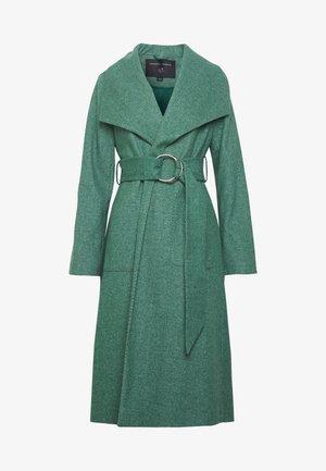 WRAP COAT - Classic coat - forest green