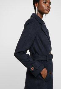 Dorothy Perkins - UTILITY WRAP COAT - Classic coat - black - 3