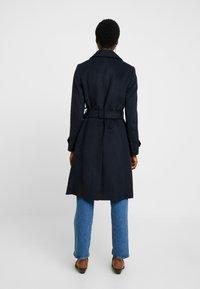 Dorothy Perkins - UTILITY WRAP COAT - Classic coat - black - 2