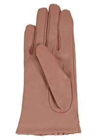 Dorothy Perkins - BUTTON FRILL GLOVE - Guantes - blush - 3