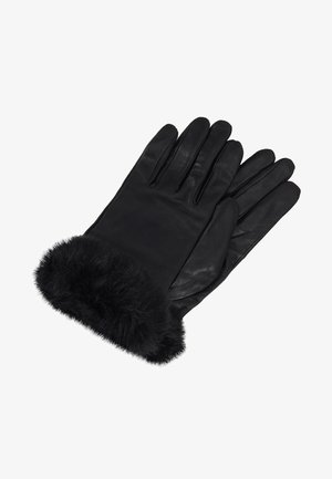 TRIM GLOVE - Gloves - black