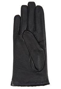 Dorothy Perkins - BUTTON FRILL GLOVE 2 PACK - Fingerhandschuh - black - 2