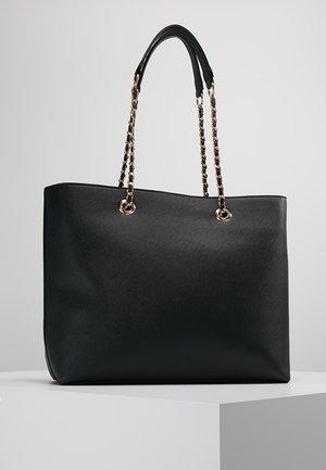 CHAIN - Käsilaukku - black
