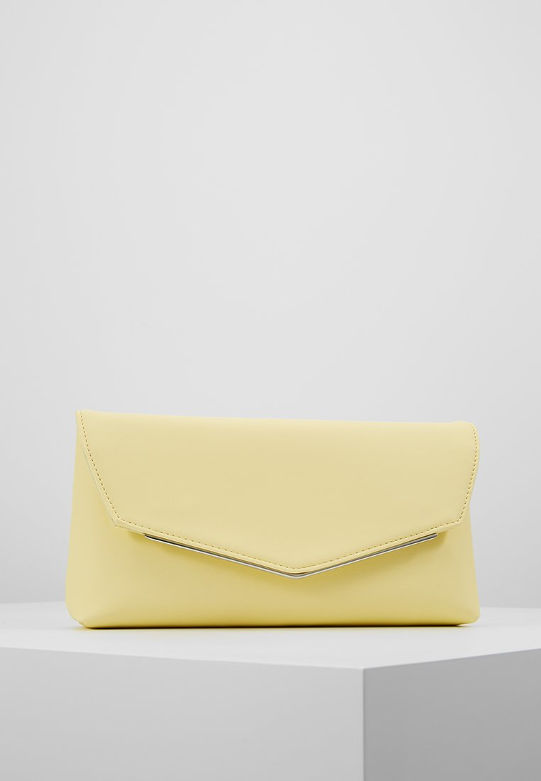Dorothy Perkins - BAR - Clutch - light yellow