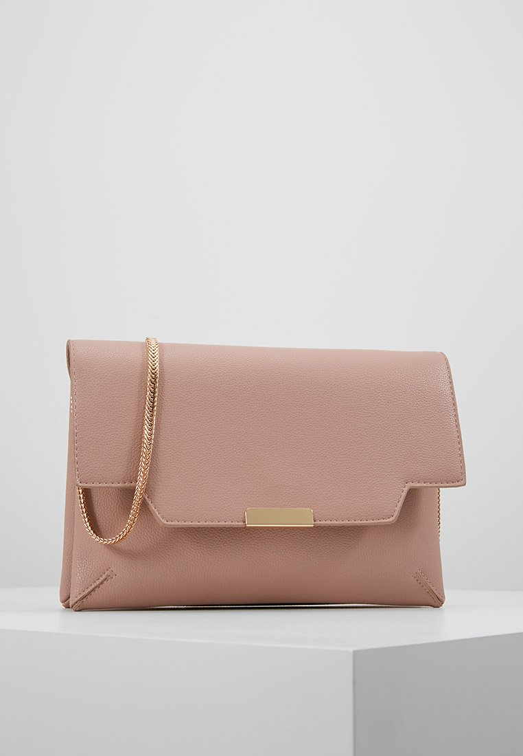 Dorothy Perkins - DOUBLE COMP - Pochette - rose