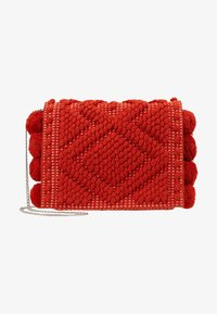 Dorothy Perkins - BOBBLE CROSSBODY - Across body bag - orange - 5