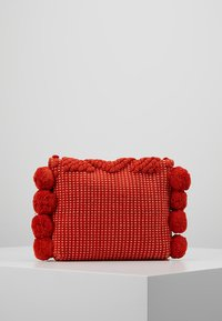 Dorothy Perkins - BOBBLE CROSSBODY - Across body bag - orange - 2