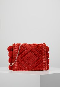 Dorothy Perkins - BOBBLE CROSSBODY - Across body bag - orange - 0